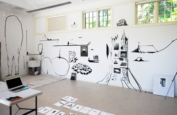 Andrei Roiter, Inscape, Greenhouse Studios, 2013