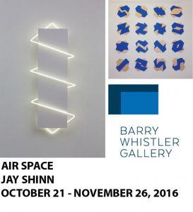 Jay Shinn exhibition